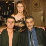 Ամերիկահայ մեծ բարերարներ Անուշ և Սարո Յուսեֆյանների հետ (Լոս Անջելես) / С известными армянскими благотворителями из США Ануш и Саро Юсефянами (Лос Анджелес) / With American-Armenian great benefactors Anoush and Saro Yousefyans (Los Angeles)