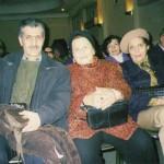 Երգահան տիկին Մարիամի հետ (Պոլիս) / С композиторшой, госпожой Мариам (Стамбул) / With composer Mrs. Mariam (Istanbul)