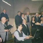 Պատարագ Պոլսո եկեղեցում, ուր առաջին անգամ երգել է Կոմիտասը / Литургия в константинопольской церкви, где впервые пел Комитас / Church ceremony in Polis (Istanbul), where first Komitas sang
