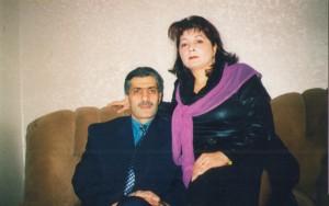 Ես և կինս / Я с женой / I'm with my wife