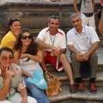 Հռոմ, զբոսաշրջիկներով / Рим, с туристами / Rome, with tourists