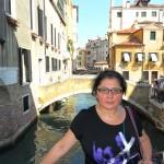 Կինս՝ Կարինան, Վենետիկում / Жена - Карина, Венеция / Wife - Karina, Venice