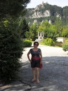 Կինս՝ Կարինան, Սան Մարինո / Жена - Карина, Сан Марино / Wife - Karina, San Marino